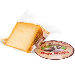 queso puro de oveja graso