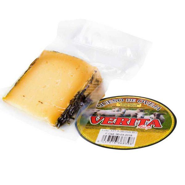 queso puro oveja cuña
