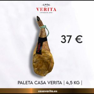Oferta paleta Casa Verita